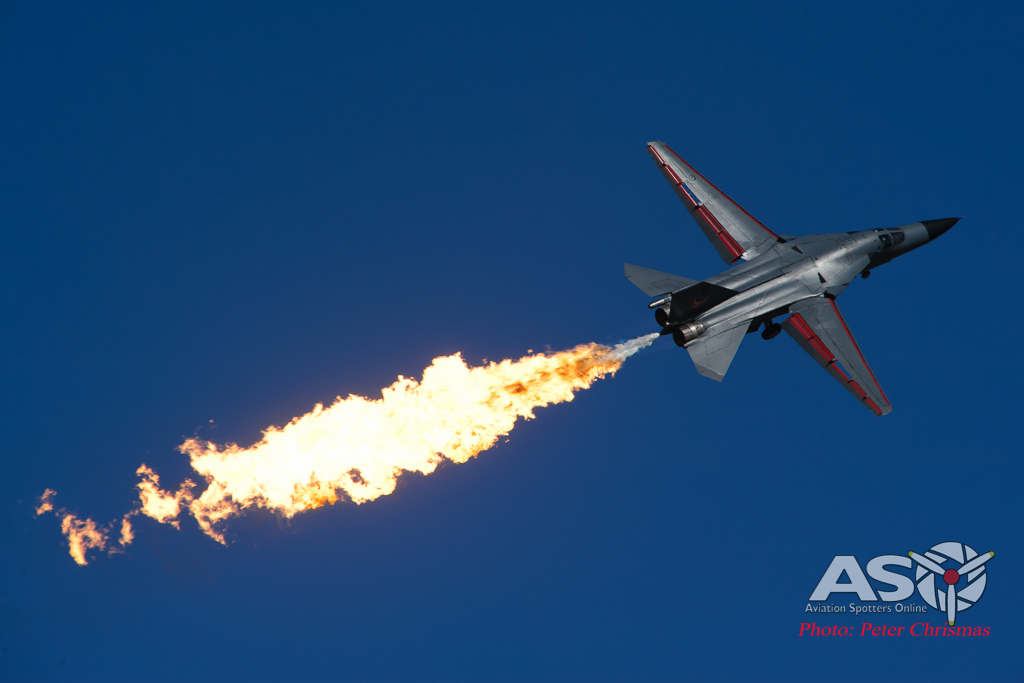 F-111 Five years since retirement