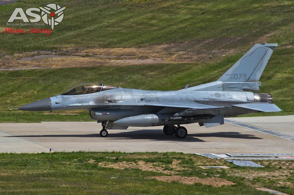 Mottys 111FS ROKAF KF-16 Kunsan 2015 0100