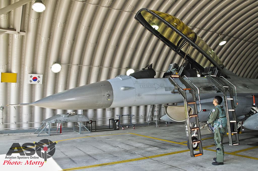 Mottys 111FS ROKAF KF-16 Kunsan 2015 0110