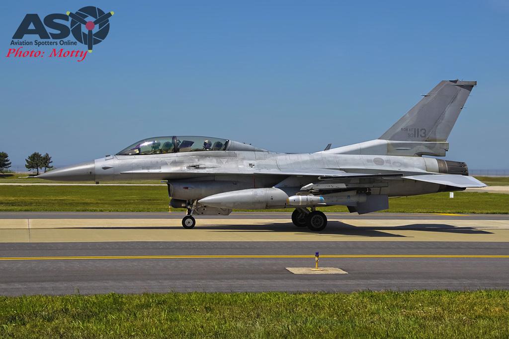Mottys 111FS ROKAF KF-16 Kunsan 2015 0350