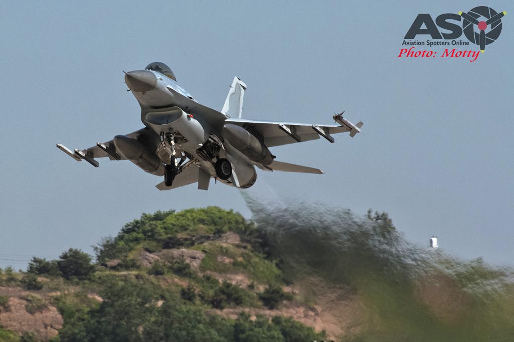 Mottys 111FS ROKAF KF-16 Kunsan 2015 0420