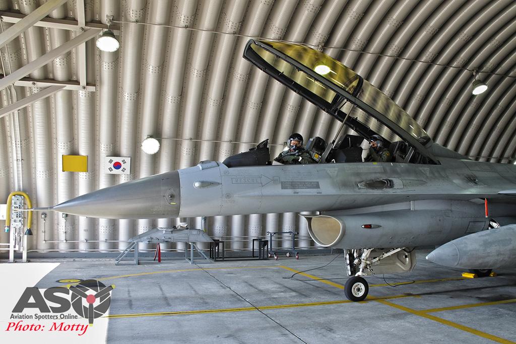 Mottys 111FS ROKAF KF-16 Kunsan 2015 0450