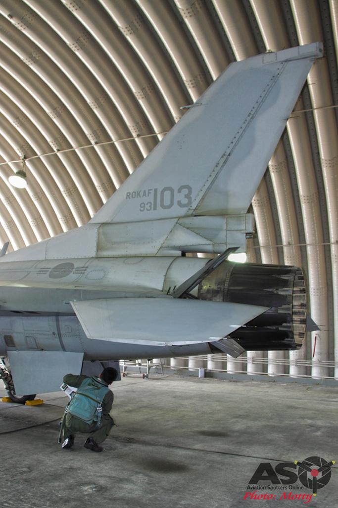 Mottys 111FS ROKAF KF-16 Kunsan 2015 0580