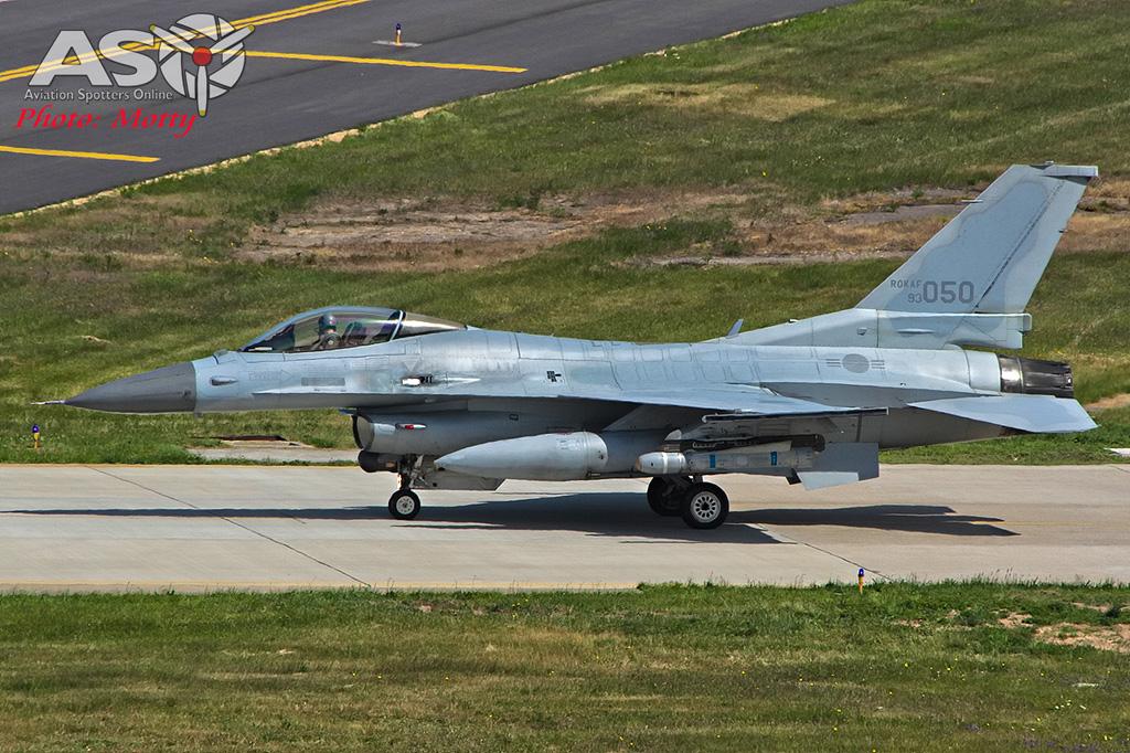 Mottys 111FS ROKAF KF-16 Kunsan 2015 0600