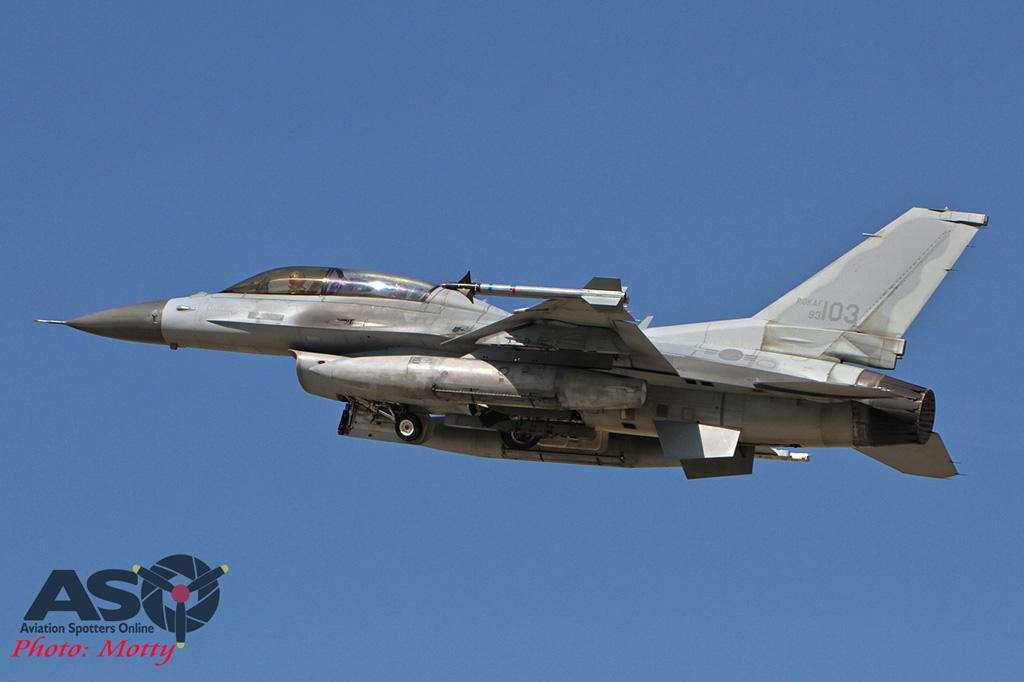 Mottys 111FS ROKAF KF-16 Kunsan 2015 0630