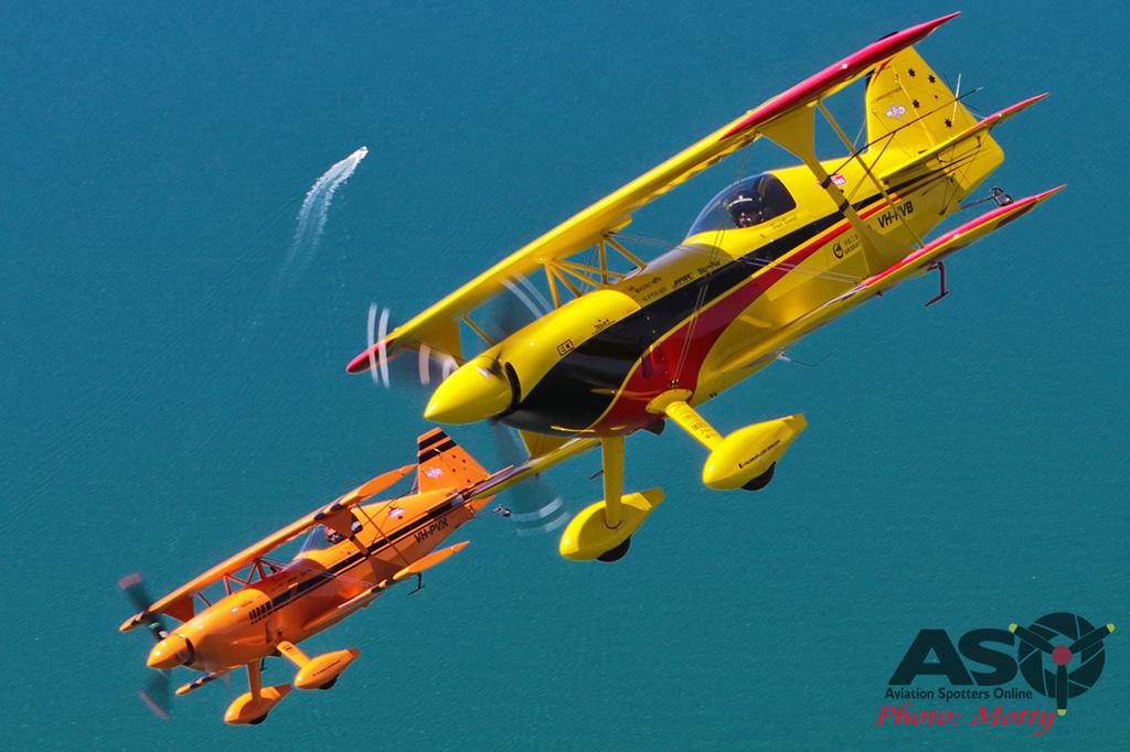 Mottys Paul Bennet Wolf Pitts Pair A2A VH-PVB VH-PVX-053