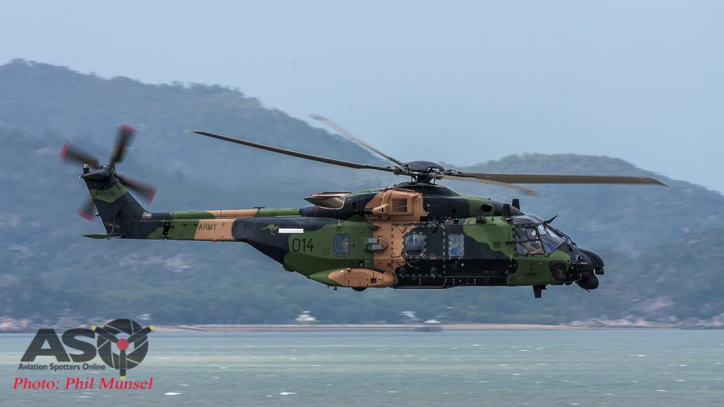 Australian Army MRH-90 Taipan (4)