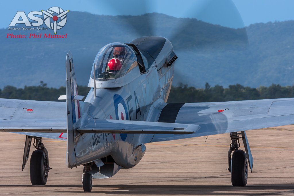 CAC 18 Mk 21 P-51D Mustang (32)