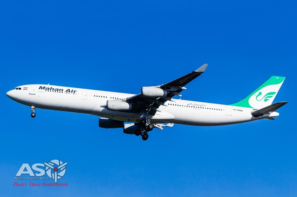 EP-MMB Mahan Air Airbus A340-300 ASO (1 of 1)