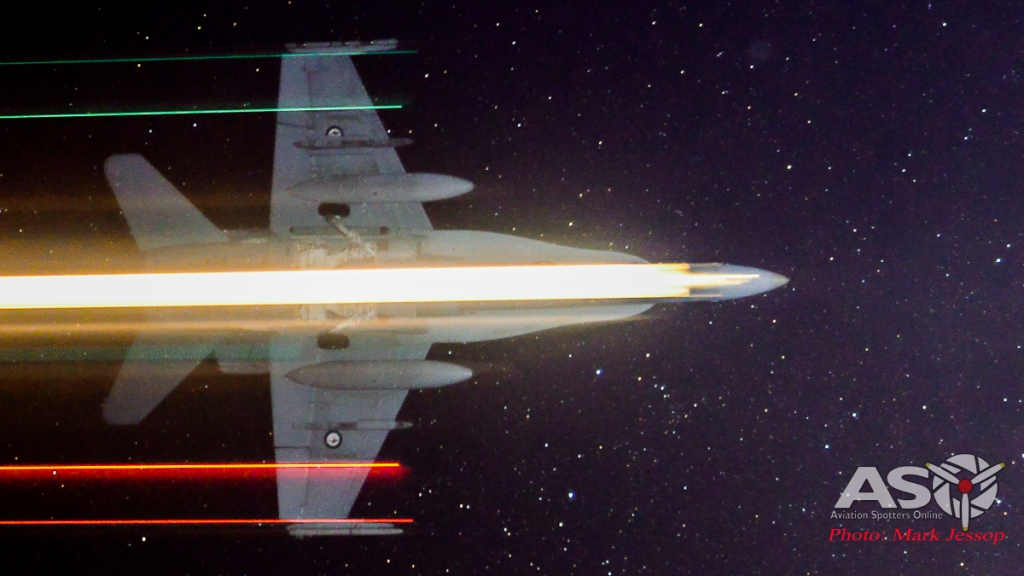 Exercise Pitch Black - RAAF F/A-18A Hornet.