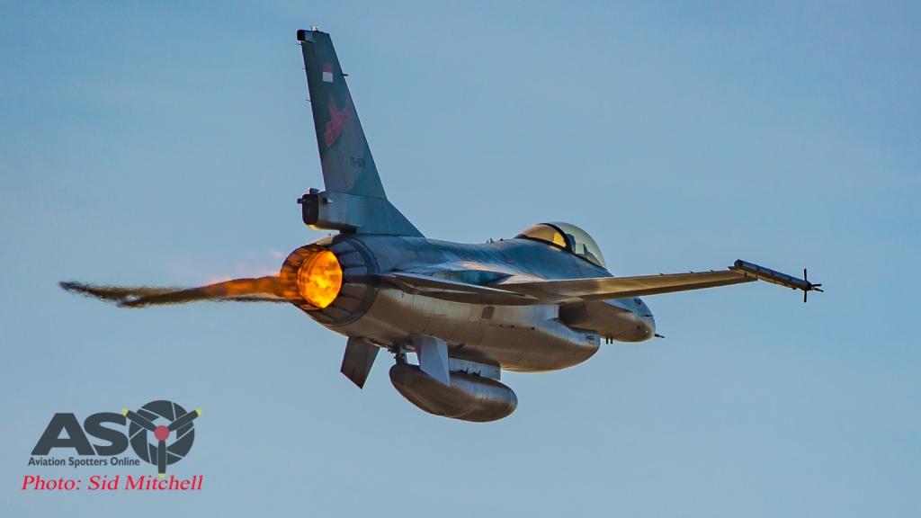 Sid - TNI-AU F16A
