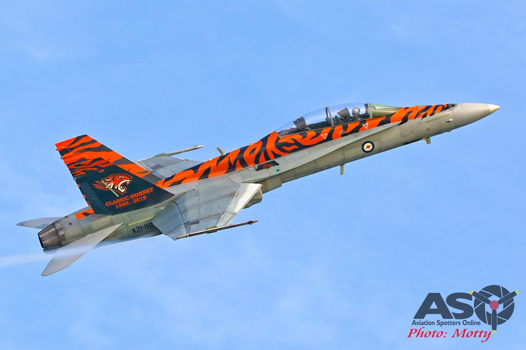Mottys-2OCU 2019 Tiger Special FA-18B Hornet A21-116-00188-ASO