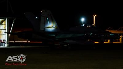 RAAF F/A-18B Hornet A21-116 2OCU SQN