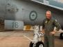 2OCU F/A-18A Hornet 75th Anniversary scheme A21-16