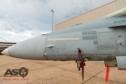 """2OCU 75th anniversary roll out A21-16 with """"tally"""" markings."""