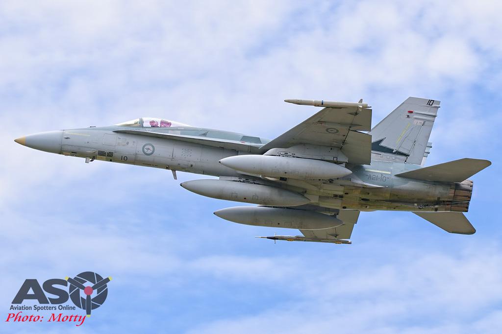 Mottys-RAAF FA-18 Hornet 3Sqn-0110-ASO