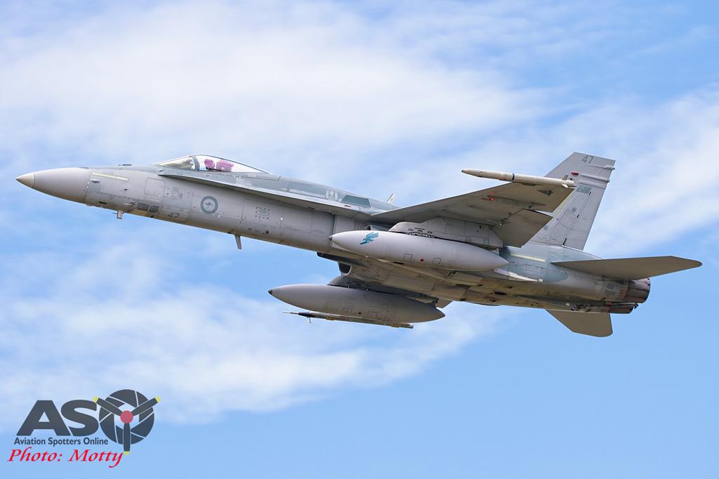 Mottys-RAAF FA-18 Hornet 3Sqn-0302-ASO