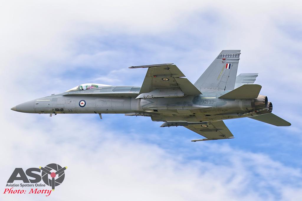 Mottys-RAAF FA-18 Hornet 3Sqn-0525-ASO