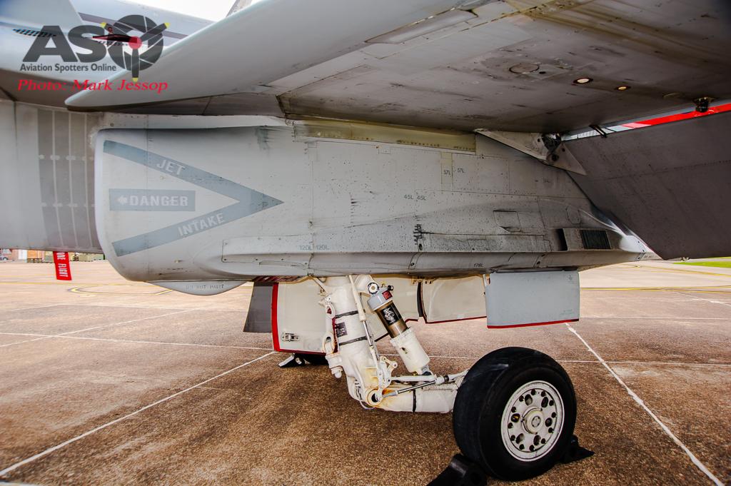 30th Anniversary Hornet A21-35 walk around-7061