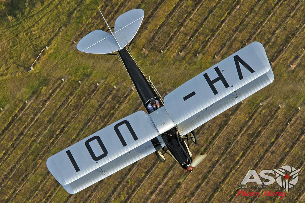 Mottys DH-60M Gipsymoth VH-UOI-020