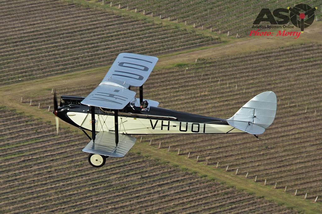 Mottys DH-60M Gipsymoth VH-UOI-023
