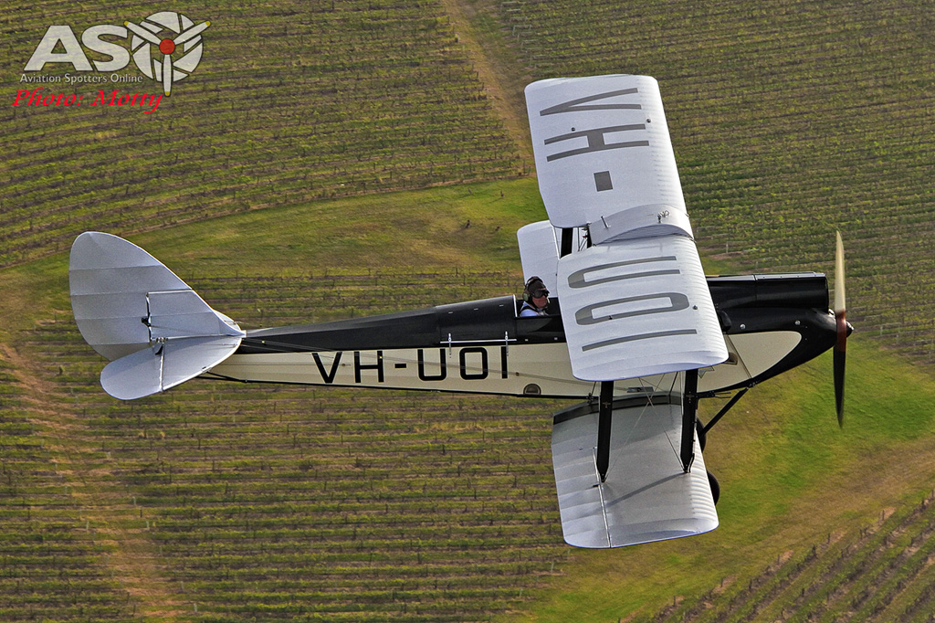 Mottys DH-60M Gipsymoth VH-UOI-029