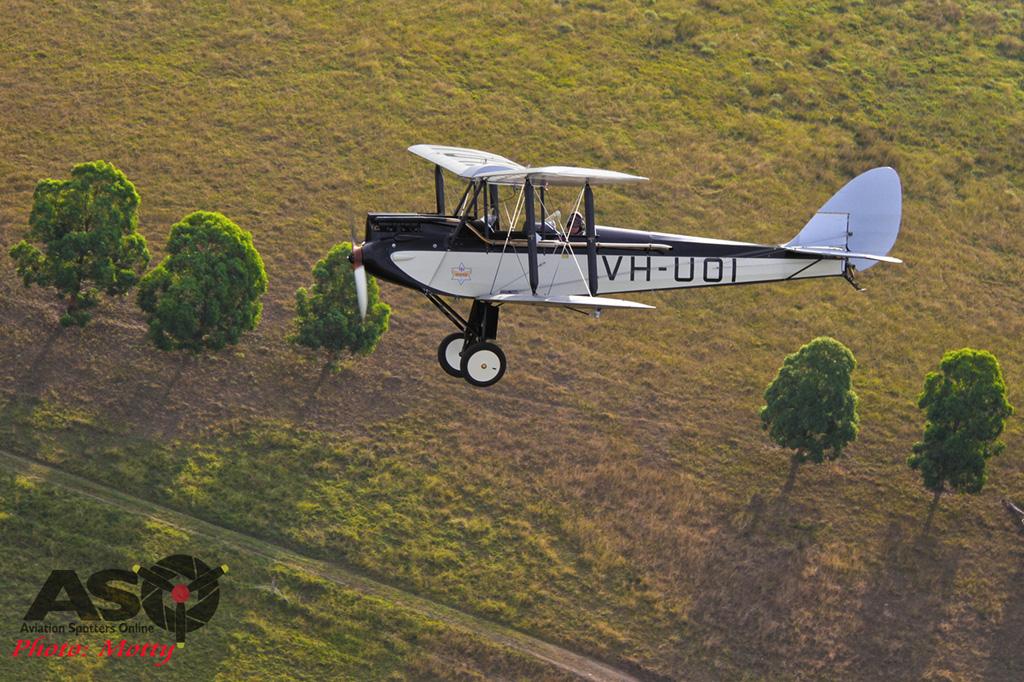 Mottys DH-60M Gipsymoth VH-UOI-049