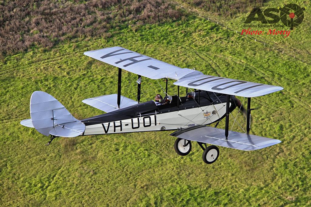Mottys DH-60M Gipsymoth VH-UOI-061