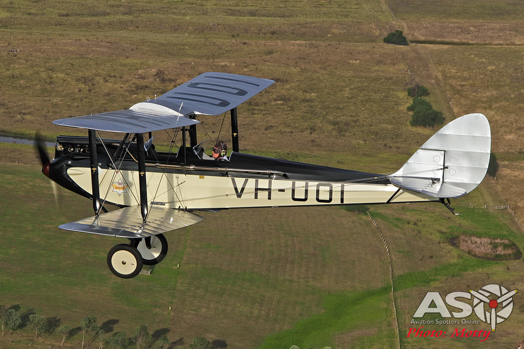 Mottys DH-60M Gipsymoth VH-UOI-062