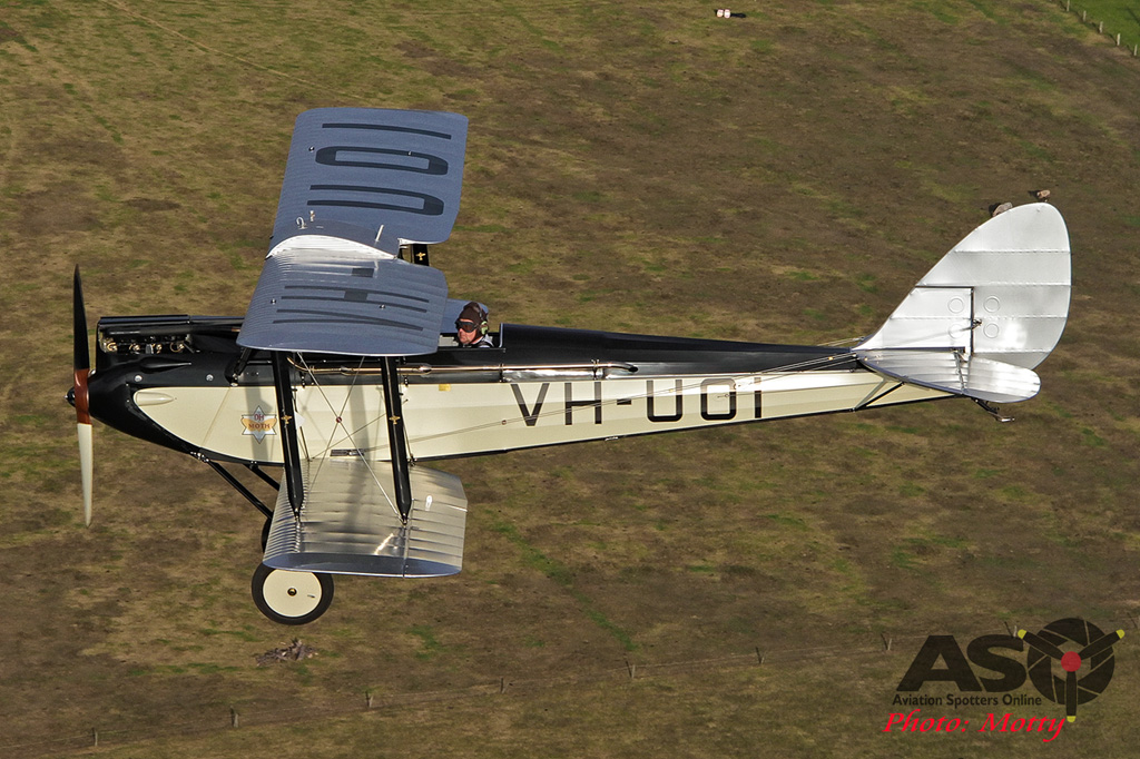 Mottys DH-60M Gipsymoth VH-UOI-064