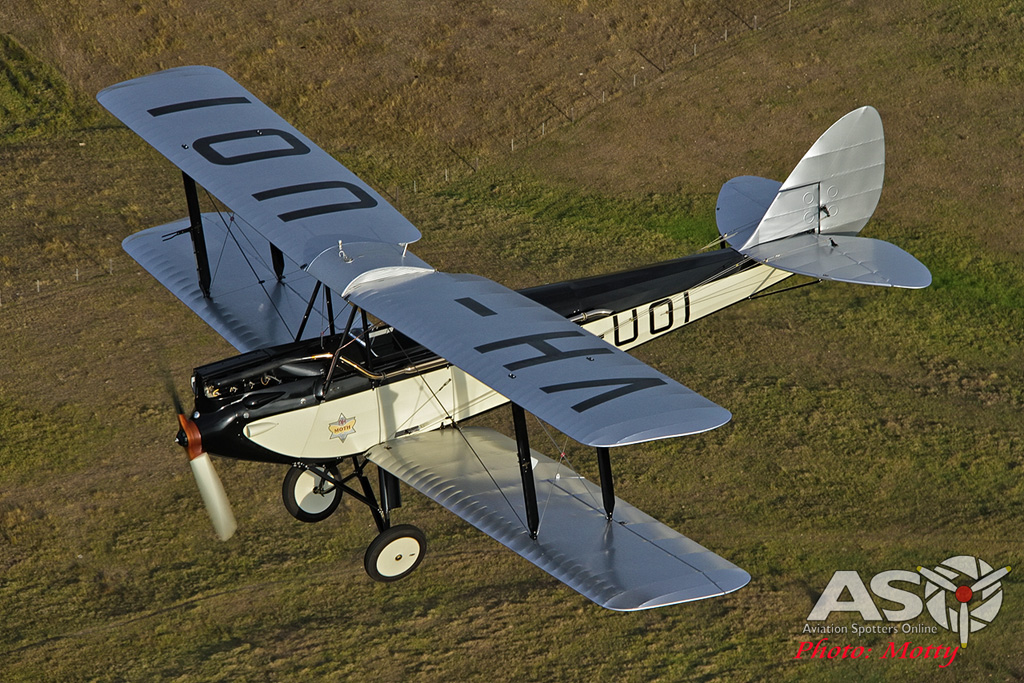 Mottys DH-60M Gipsymoth VH-UOI-067