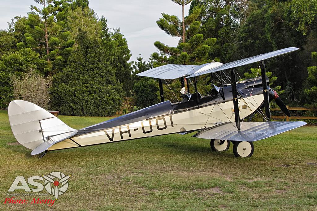 Mottys DH-60M Gipsymoth VH-UOI-097