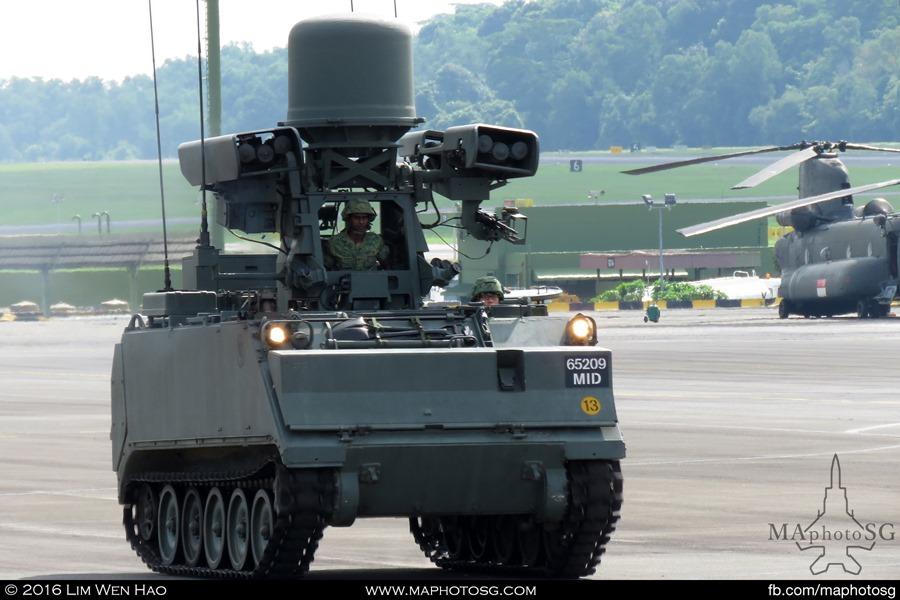 M113A2 Mechanised Igla