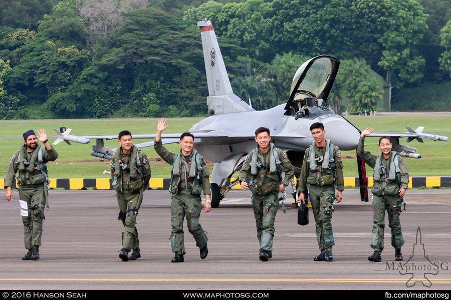 Team A – Aerial Display Pilots