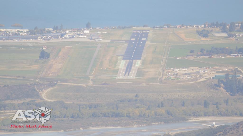 Queenstown Airport 14km away