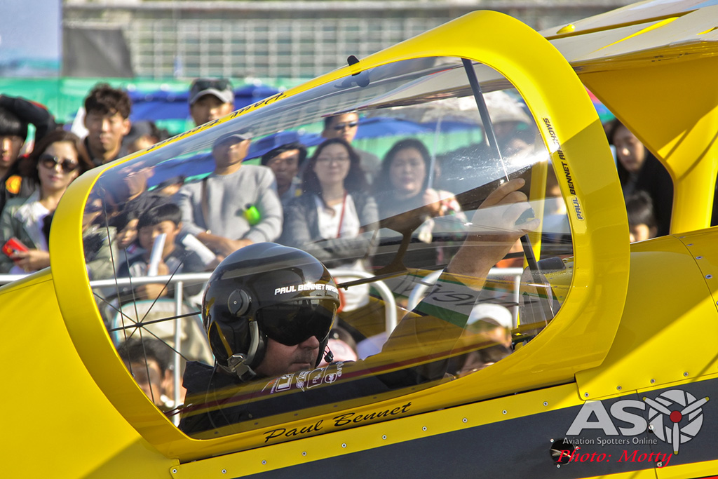 Mottys Paul Bennet Airshows Wolf Pitts Pro VH-PVB Korea ADEX 2015 068