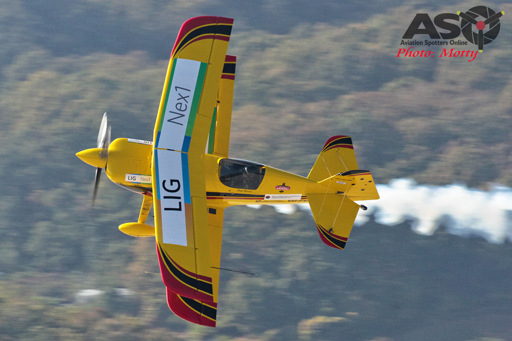 Mottys Paul Bennet Airshows Wolf Pitts Pro VH-PVB Korea ADEX 2015 105