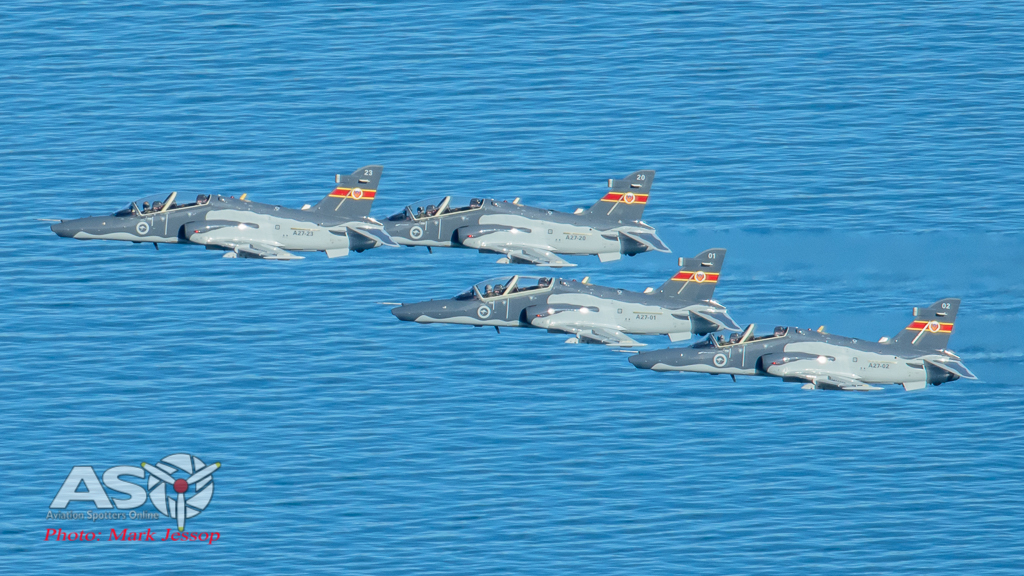 Hawks over Queenstown