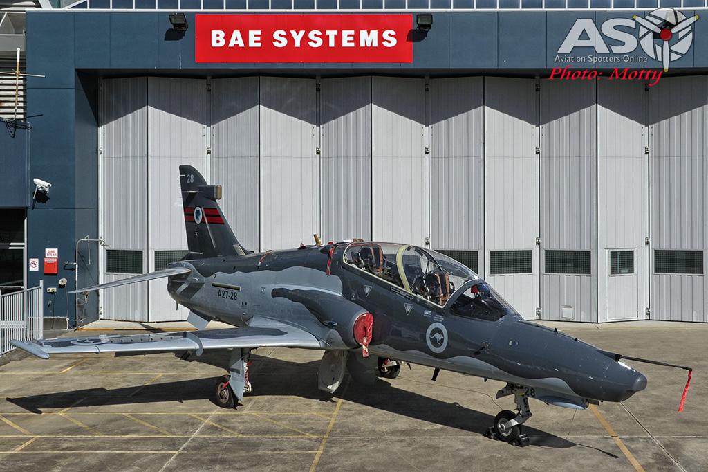 RAAF BAE SYSTEMS HAWK 127 100,000 hours Williamtown 04