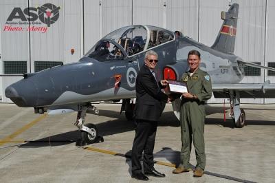 RAAF BAE SYSTEMS HAWK 127 100,000 hours Williamtown 01