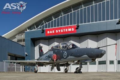 RAAF BAE SYSTEMS HAWK 127 100,000 hours Williamtown 05