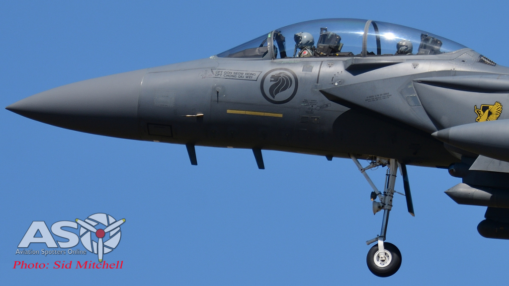 Republic of Singapore Air Force F-15SG