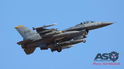 "USAF F-16C of 14th Tactical Fighter Sqn,""Samurai's"""