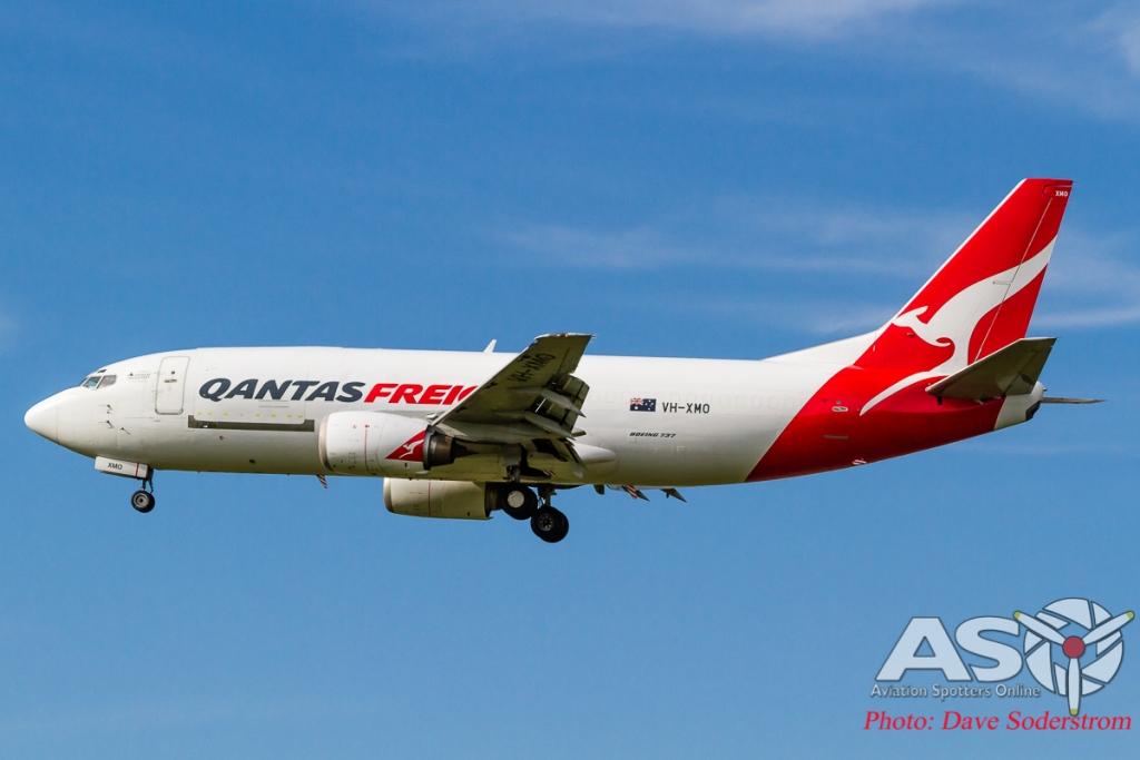 VH-XMO QANTAS Freight 737-376F ASO HR (1 of 1)