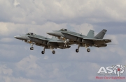 A21-4:29 RAAF F-A-18A Hornets ASO (1 of 1)