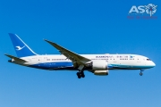 B-2761 Xiamen Airlines Boeing 787-8 ASO Landing (1 of 1)