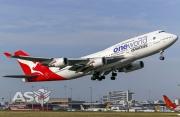 QF 747-400 ASO