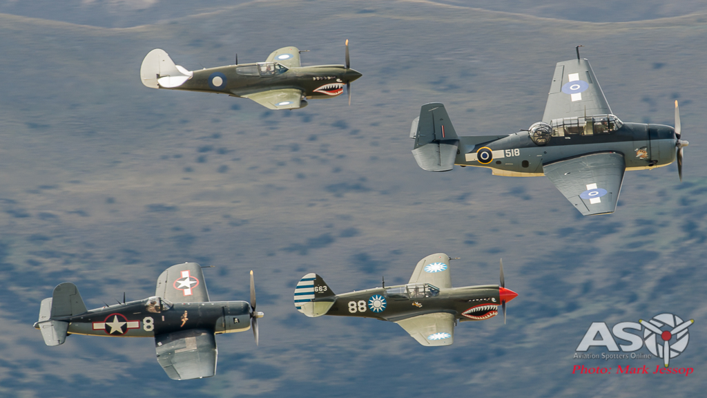 The Pacific Fighters