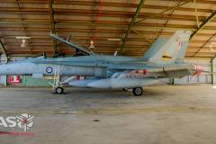 F/A-18B Hornet A21-111 2OCU.