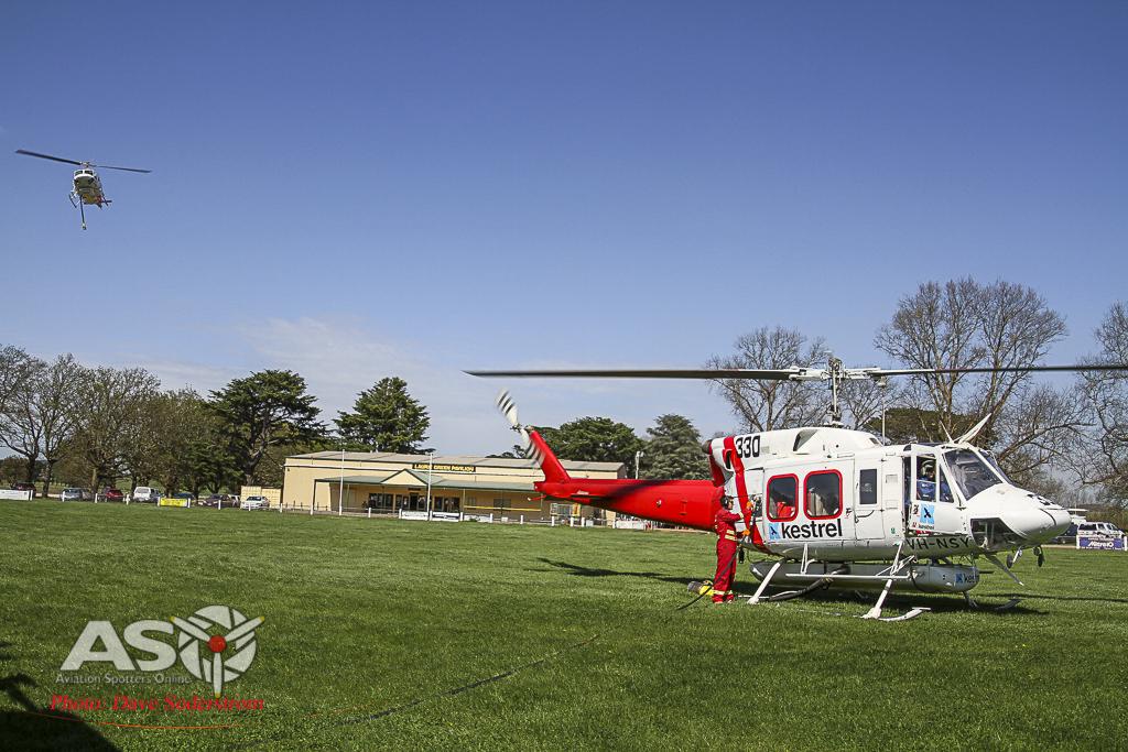 Bell 412 x 2